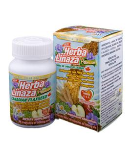 Herbal Linaza-Capsulas
