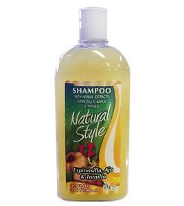 Shampoo de Ajo